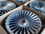Новые диски R18 с резиной на Mercedes все модели AMG за 180 000 тг. в Алматы – фото 5