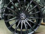Новые диски R18 с резиной на Mercedes все модели AMG за 180 000 тг. в Алматы – фото 4