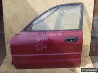 Дверь передний левый на Mitsubishi Galant E5 (дутый) 1993-1997 за 8 400 тг. в Тараз