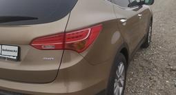Hyundai Santa Fe 2013 года за 9 300 000 тг. в Тараз – фото 4