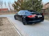 Jaguar XF 2008 года за 9 900 000 тг. в Алматы – фото 2