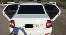 ВАЗ (Lada) Priora 2170 (седан) 2012 года за 1 900 000 тг. в Костанай – фото 2