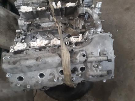 Двигатель привозной.Лх570 за 4 500 тг. в Алматы – фото 3