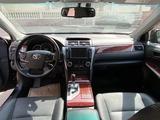 Toyota Camry 2014 года за 9 800 000 тг. в Караганда – фото 3