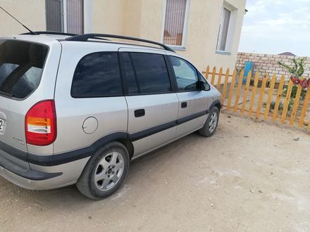 Opel Zafira 2002 года за 2 400 000 тг. в Актау