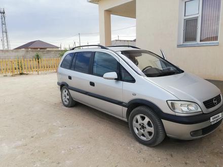 Opel Zafira 2002 года за 2 400 000 тг. в Актау – фото 2