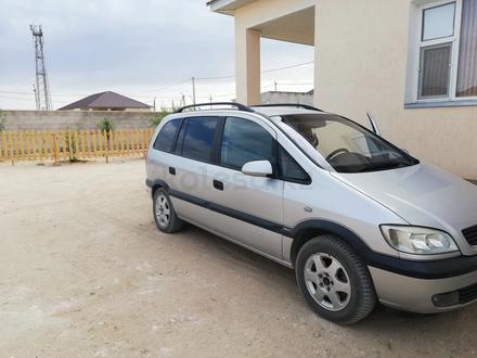 Opel Zafira 2002 года за 2 400 000 тг. в Актау – фото 3