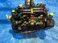 Двигатель Subaru Legacy BP5 ej20x 2008 за 255 590 тг. в Алматы