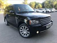 Land Rover Range Rover 2009 года за 6 700 000 тг. в Алматы