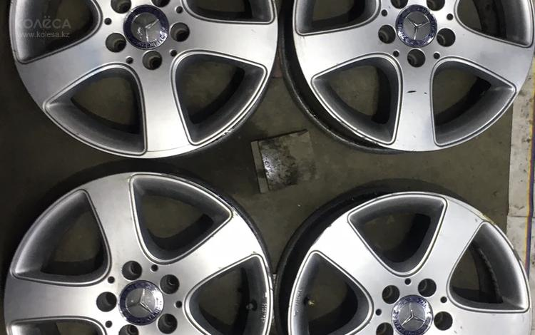 Диски Mercedes R16 ET37 за 85 000 тг. в Алматы
