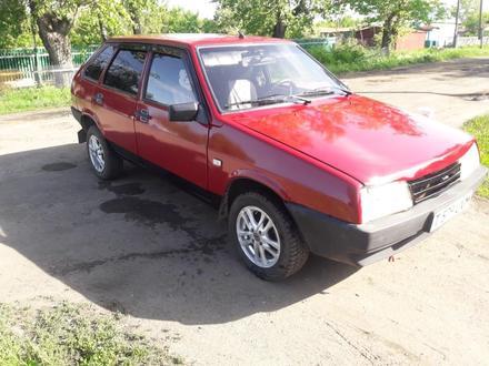 ВАЗ (Lada) 2109 (хэтчбек) 1995 года за 800 000 тг. в Саумалколь