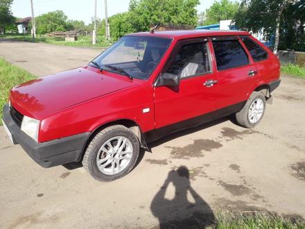 ВАЗ (Lada) 2109 (хэтчбек) 1995 года за 800 000 тг. в Саумалколь – фото 4