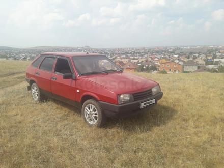 ВАЗ (Lada) 2109 (хэтчбек) 1995 года за 800 000 тг. в Саумалколь – фото 6