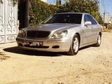 Mercedes-Benz S 320 1999 года за 3 000 000 тг. в Шымкент