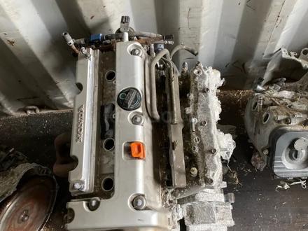 Двигатель на Хонда Аккорд 2.0 литра К20А за 220 000 тг. в Караганда