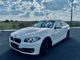 BMW 520 2013 года за 10 500 000 тг. в Караганда