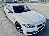 BMW 520 2013 года за 10 500 000 тг. в Караганда – фото 3