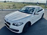 BMW 520 2013 года за 10 500 000 тг. в Караганда – фото 4