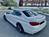 BMW 520 2013 года за 10 500 000 тг. в Караганда – фото 5
