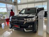 Toyota Land Cruiser 2020 года за 37 510 000 тг. в Караганда – фото 3
