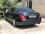 Mercedes-Benz S 55 2006 года за 7 300 000 тг. в Шымкент – фото 4