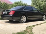 Mercedes-Benz S 55 2006 года за 7 300 000 тг. в Шымкент – фото 5