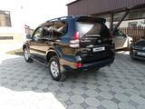Toyota Land Cruiser Prado 2007 года за 8 300 000 тг. в Алматы – фото 2
