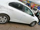 Chevrolet Aveo 2013 года за 3 800 000 тг. в Караганда – фото 5