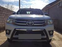 Toyota Hilux 2018 года за 15 700 000 тг. в Актау