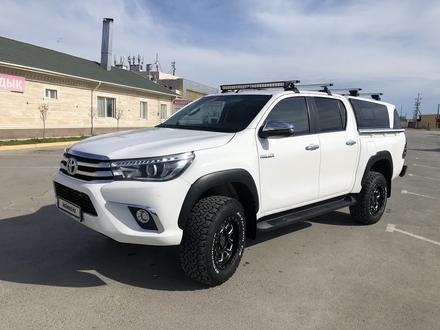 Toyota Hilux 2018 года за 18 000 000 тг. в Актау