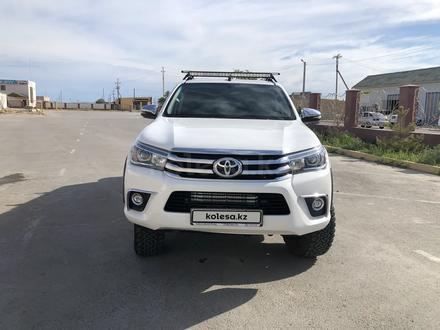 Toyota Hilux 2018 года за 18 000 000 тг. в Актау – фото 2
