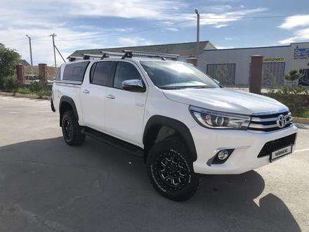Toyota Hilux 2018 года за 18 000 000 тг. в Актау – фото 3