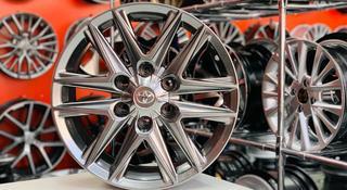 Новые диски R18 Lexus GX за 165 000 тг. в Алматы