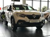 Renault Sandero Stepway Drive 2020 года за 7 061 040 тг. в Караганда – фото 2