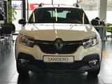Renault Sandero Stepway Drive 2020 года за 7 061 040 тг. в Караганда – фото 3