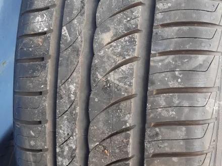 Диски с резиной BMW е60 215/55/r17 за 180 000 тг. в Петропавловск – фото 3