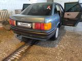 Audi 80 1989 года за 1 000 000 тг. в Костанай – фото 5