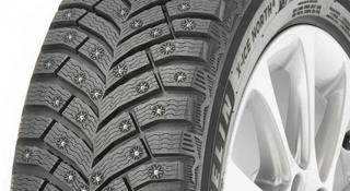 235/60/R18 Michelin X-Ice North 4 за 68 000 тг. в Алматы