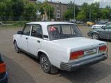 ВАЗ (Lada) 2107 2007 года за 490 000 тг. в Петропавловск – фото 4