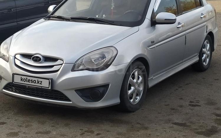 Hyundai Accent 2010 года за 3 300 000 тг. в Жезказган