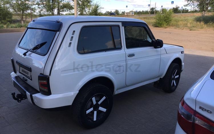 ВАЗ (Lada) 2121 Нива 2014 года за 1 950 000 тг. в Актобе