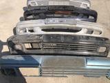 Передний бампер на w210 за 70 000 тг. в Шымкент – фото 2