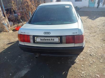 Audi 80 1989 года за 650 000 тг. в Зайсан