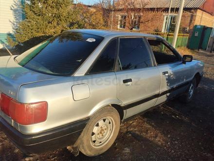 Audi 80 1989 года за 650 000 тг. в Зайсан – фото 3