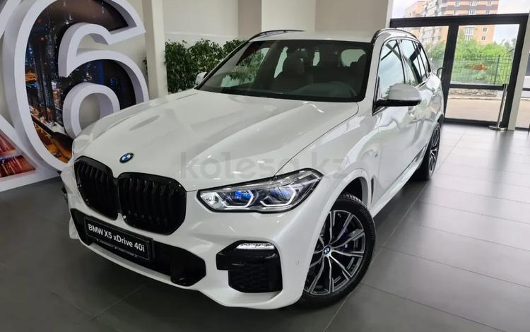 BMW X5 2020 года за 40 300 000 тг. в Усть-Каменогорск