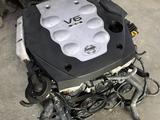 Двигатель Nissan VQ35HR 3.5 л из Японии за 500 000 тг. в Уральск
