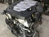 Двигатель Nissan VQ35HR 3.5 л из Японии за 500 000 тг. в Уральск – фото 2