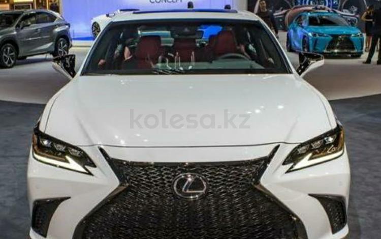 Решётка радиатора Lexus es250 F sport за 250 000 тг. в Алматы