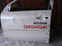 Переднюю левую дверь на Nissan qashqai 1773 за 20 000 тг. в Нур-Султан (Астана)