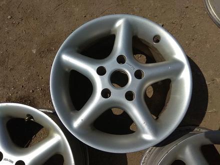 """Оригинальные легкосплавные диски """"Borbet 2"""" на автомашину BMW (Ге за 80 000 тг. в Нур-Султан (Астана) – фото 5"""